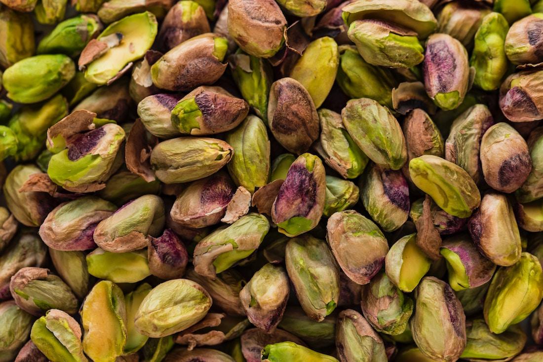 Estilos de vida saludables herbalife Pistacho