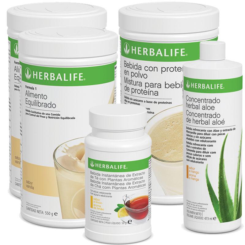 cómo utilizar herbalife para perder peso al máximo