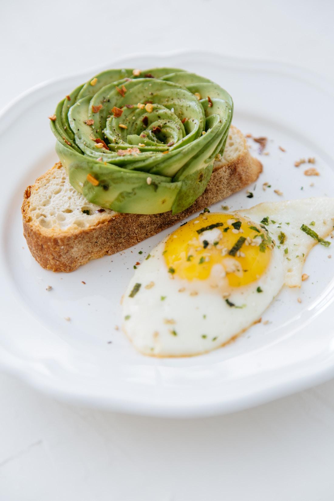 estilos de vida herbalife vegetales desayuno