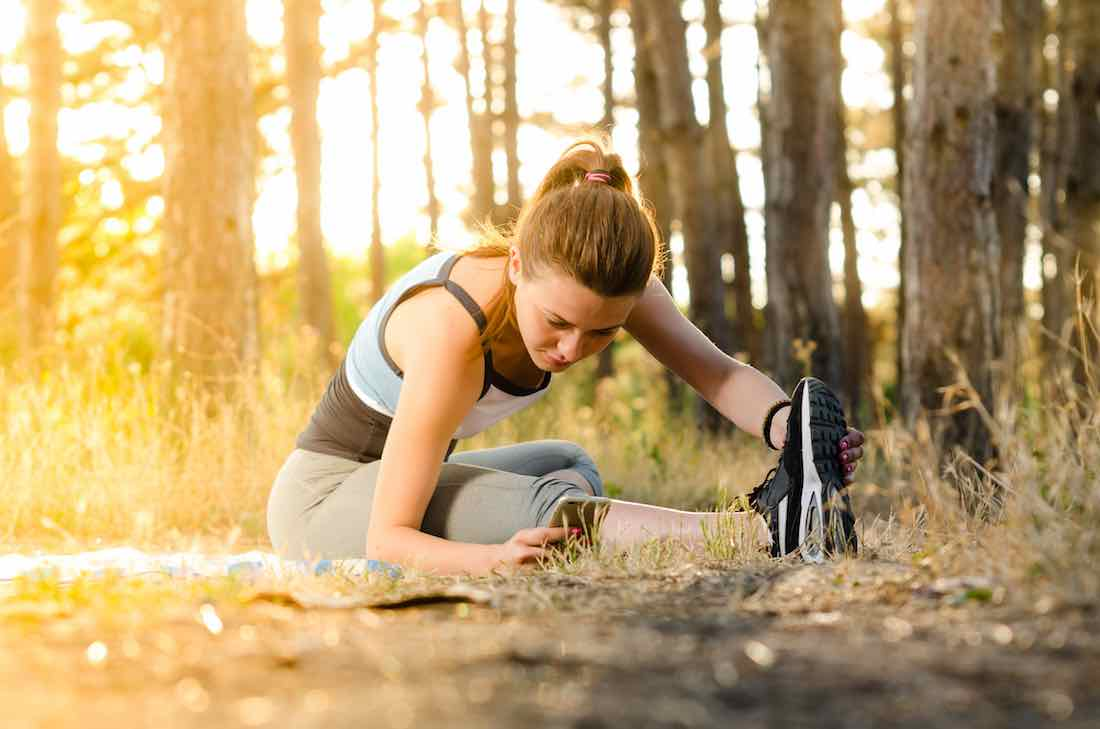 estilos de vida saludables entrenamiento