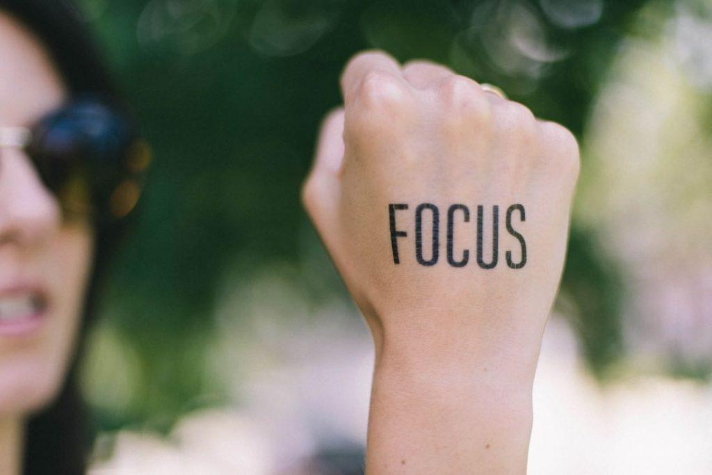objetivo bienestar foco motivación