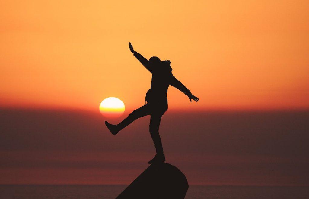 aprender a vivir una vida súper feliz